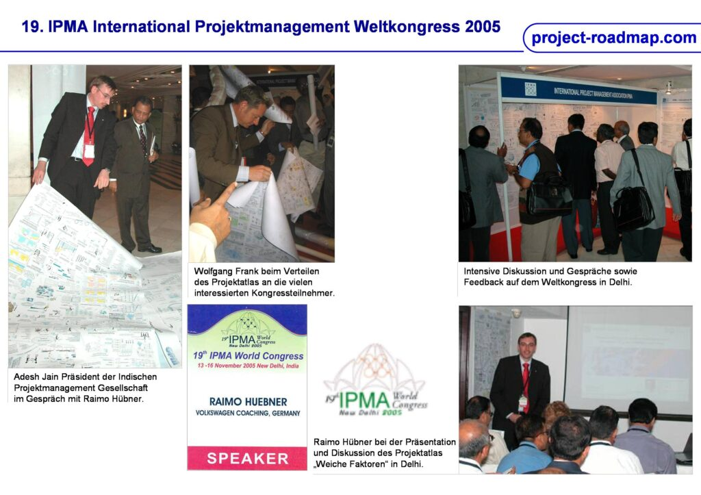 19th IPMA World Congress Delhi Project Roadmap