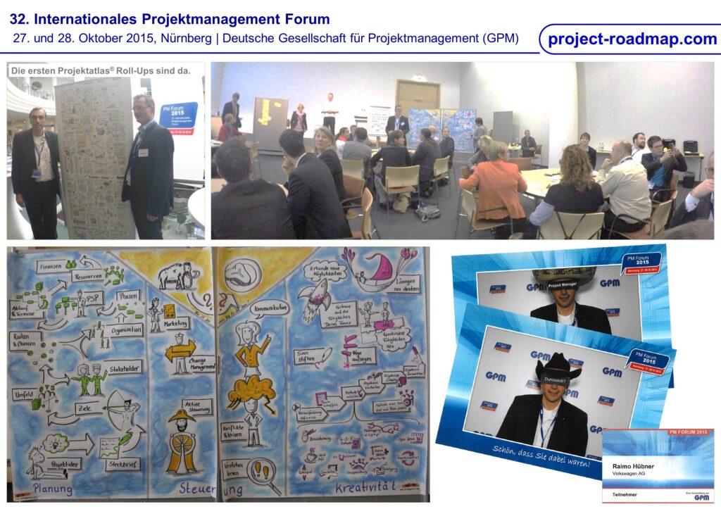 32. Internationales PM Projektmanagement Forum GPM Nürnberg