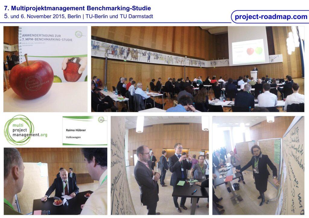 Anwendertagung 7. MPM-Benchmarkingstudie