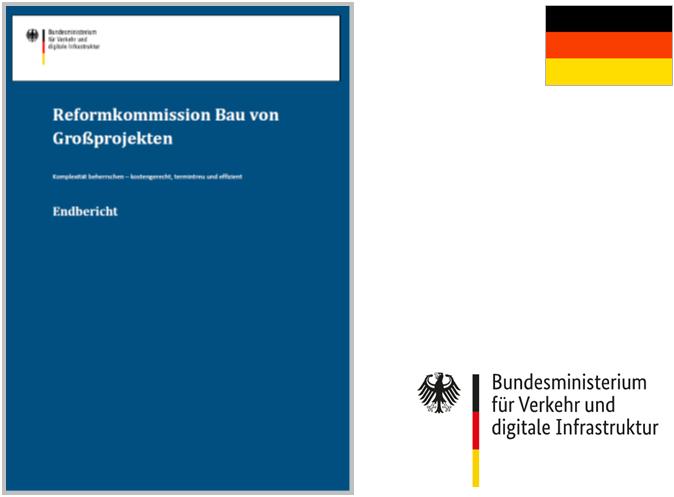 Reformkommission Bau von Großprojekten - Endbericht