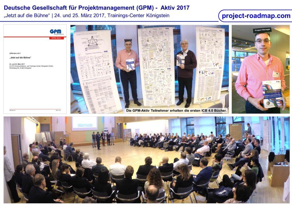 GPM-Aktiv Königstein Project Roadmap Projektatlas Raimo Hübner Klaus Pannenbäcker