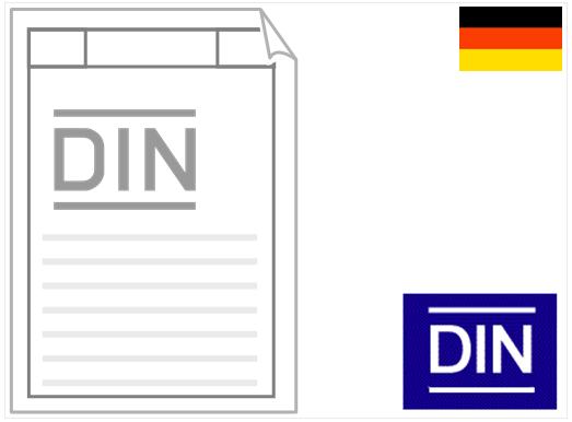Deutsches Institut für Normung e.V (DIN)